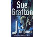 Szczegóły książki J IS FOR JUDGMENT
