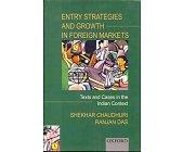 Szczegóły książki ENTRY STRATEGIES AND GROWTH IN FOREIGN MARKETS