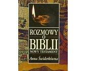 Szczegóły książki ROZMOWY O BIBLII - NOWY TESTAMENT