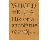 Szczegóły książki HISTORIA, ZACOFANIE, ROZWÓJ
