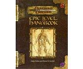 Szczegóły książki DUNGEONS DRAGONS - EPIC LEVEL HANDBOOK