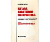 Szczegóły książki ATLAS ANATOMII CZŁOWIEKA - 3 TOMY