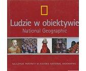 Szczegóły książki LUDZIE W OBIEKTYWIE NATIONAL GEOGRAPHIC