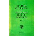 Szczegóły książki KULTURA WIELBARSKA W MŁODSZYM OKRESIE RZYMSKIM - 2 TOMY