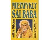 Szczegóły książki NIEZWYKŁY SAI BABA