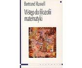 Szczegóły książki WSTĘP DO FILOZOFII MATEMATYKI