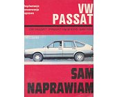 Szczegóły książki SAM NAPRAWIAM VW PASSAT