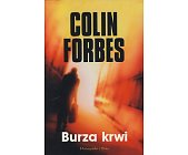 Szczegóły książki BURZA KRWI