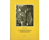 Szczegóły książki O RADZIECKICH GRAFIKACH