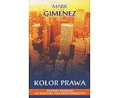 Szczegóły książki KOLOR PRAWA