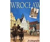 Szczegóły książki WROCŁAW - 24 FOTOGRAFIE