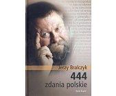 Szczegóły książki 444 ZDANIA POLSKIE
