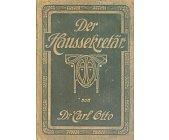 Szczegóły książki DER HAUSEKRETAR