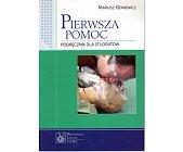 Szczegóły książki PIERWSZA POMOC