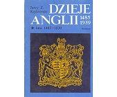 Szczegóły książki DZIEJE ANGLII - 2 TOMY