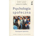 Szczegóły książki PSYCHOLOGIA SPOŁECZNA