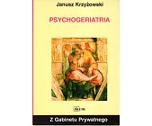 Szczegóły książki PSYCHOGERIATRIA