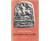 Szczegóły książki HISTORIA BUŁGARII