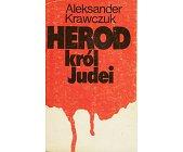 Szczegóły książki HEROD KRÓL JUDEI