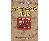 Szczegóły książki STRATEGOR - ZARZĄDZANIE FIRMĄ