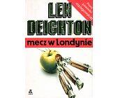 Szczegóły książki MECZ W LONDYNIE