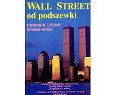 Szczegóły książki WALL STREET OD PODSZEWKI