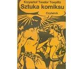 Szczegóły książki SZTUKA KOMIKSU