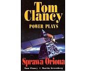 Szczegóły książki POWER PLAYS. SPRAWA ORIONA