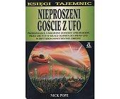 Szczegóły książki NIEPROSZENI GOŚCIE Z UFO