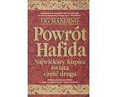 Szczegóły książki POWRÓT HAFIDA