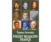 Szczegóły książki POCZET WŁADCÓW FRANCJI