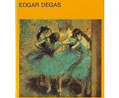 Szczegóły książki EDGAR DEGAS (W KRĘGU SZTUKI)