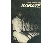 Szczegóły książki KARATE - WIADOMOŚCI PODSTAWOWE