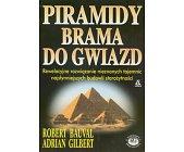 Szczegóły książki PIRAMIDY - BRAMA DO GWIAZD