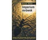 Szczegóły książki IMPERIUM MRÓWEK