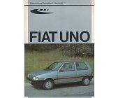 Szczegóły książki FIAT UNO OD MODELI 1989