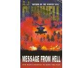 Szczegóły książki MESSAGE FROM HELL
