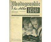 Szczegóły książki PHOTOGRAPHIE FUR ALLE - 1941