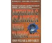 Szczegóły książki ARTHURA C. CLARKE'A KSIĘGA TAJEMNIC OD A DO Z