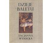 Szczegóły książki DZIEJE BALETU