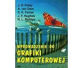 Szczegóły książki WPROWADZENIE DO GRAFIKI KOMPUTEROWEJ