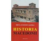 Szczegóły książki HISTORIA MACEDONII