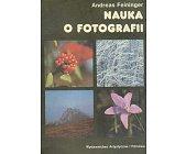 Szczegóły książki NAUKA O FOTOGRAFII