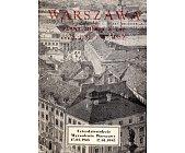 Szczegóły książki WARSZAWA PLANY MIASTA Z LAT 1825, 1831, 1857, 1862