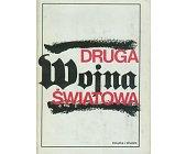 Szczegóły książki DRUGA WOJNA ŚWIATOWA