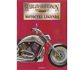 Szczegóły książki HARLEY - DAVIDSON. MOTOCYKL LEGENDA