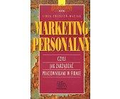 Szczegóły książki MARKETING PERSONALNY