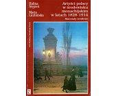 Szczegóły książki ARTYŚCI POLSCY W ŚRODOWISKU MONACHIJSKIM W LATACH 1828-1914