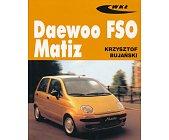 Szczegóły książki DAEWOO FSO MATIZ