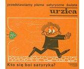 Szczegóły książki URZICA - KTO SIĘ BOI SATYRYKA?
